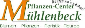 Pflanzen-Center Mühlenbeck KG - Logo